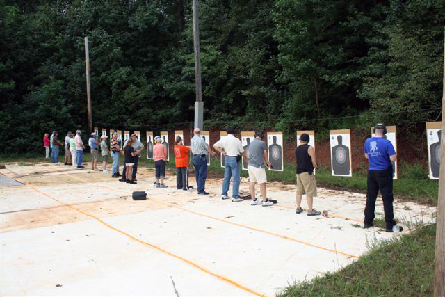 Gun Range Qualification