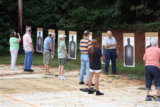Gun Range Qualification