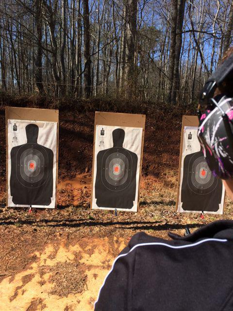 CWP Gun Range Qualifying