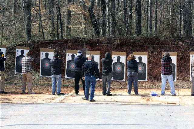 CWP Range Qualifying #20